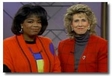 Oprah and Ellen