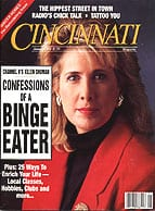 Ellen Shuman wrote this cover story for Cincinnati Magazine in January of 1994